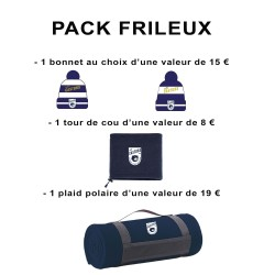 Pack Frileux