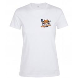 T-shirt femme retro