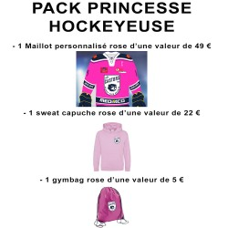 Pack Princesse Hockeyeuse