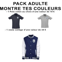 Pack adulte Montre tes...